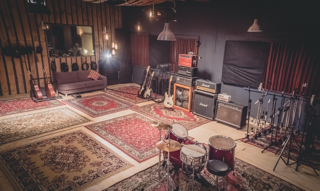 Recording Studio Perth
